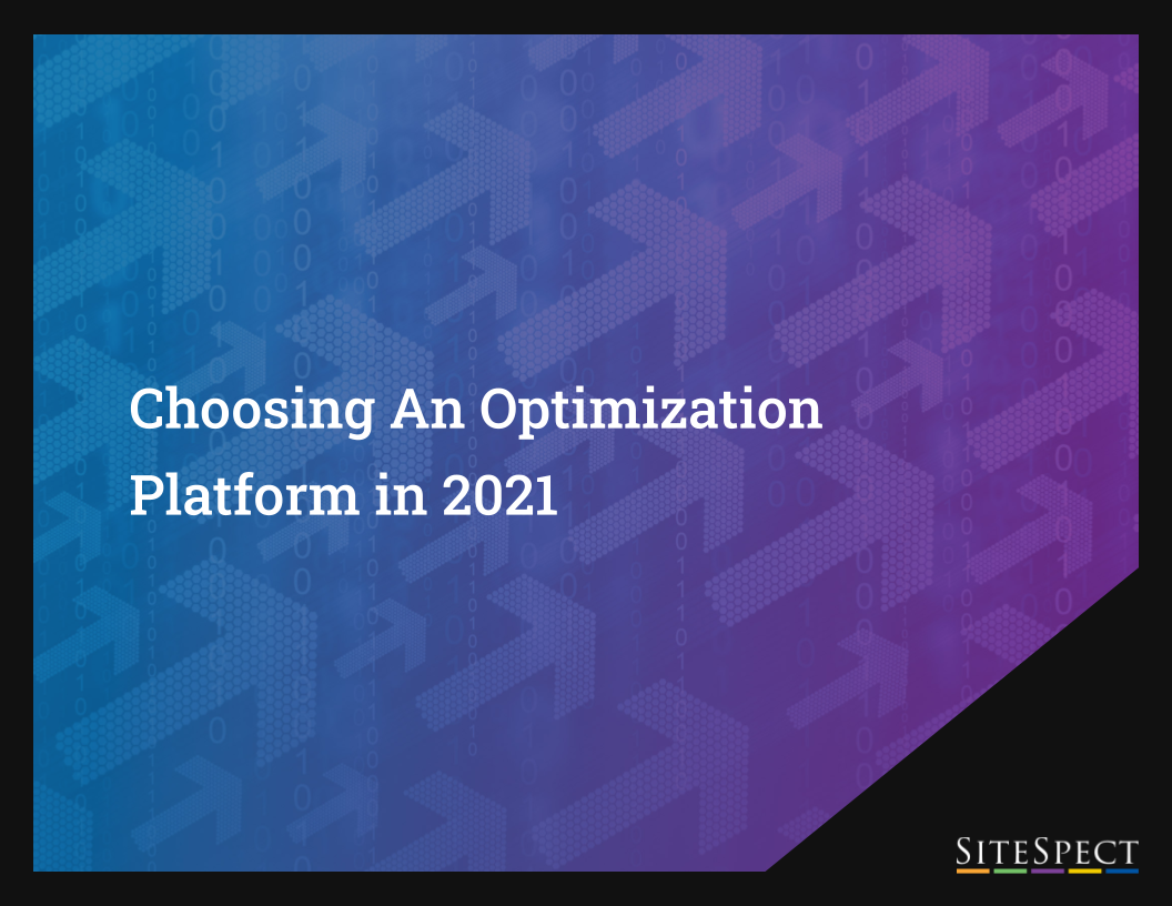 Choosing an Optimization Platform in 2021 coer